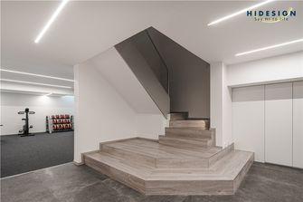 140平米现代简约风格健身室设计图