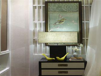 100平米三室一厅东南亚风格客厅图