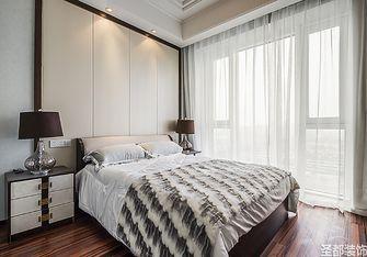 120平米四室一厅混搭风格卧室装修案例