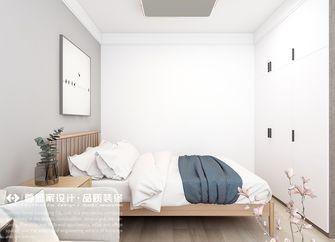 30平米小户型现代简约风格卧室图