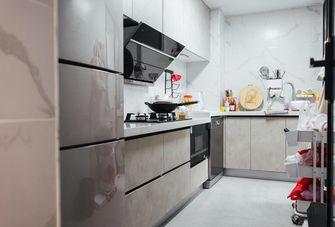 110平米三室两厅日式风格厨房图