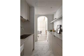 130平米三室两厅新古典风格玄关图片