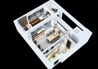 100平米一室一厅其他风格客厅图片