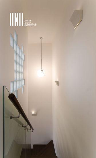 富裕型140平米复式日式风格楼梯装修图片大全