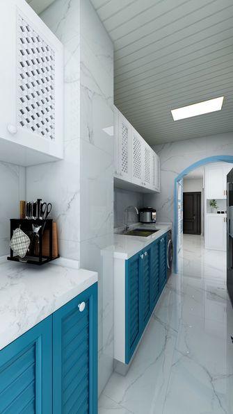 90平米地中海风格厨房图片大全