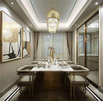 90平米三新古典风格餐厅图
