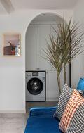 50平米地中海风格储藏室装修案例