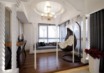 60平米一室一厅北欧风格阳光房装修效果图