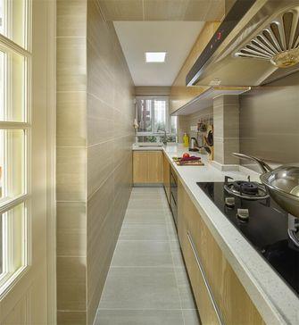100平米三北欧风格厨房设计图