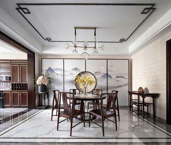 140平米一室两厅中式风格餐厅欣赏图