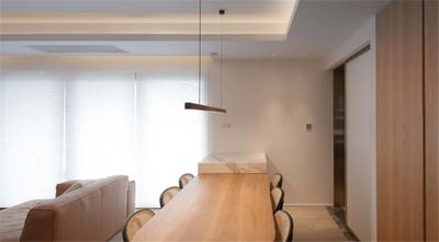 100平米三室两厅宜家风格餐厅图片