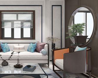 120平米中式风格阳光房图片