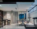 140平米四室两厅混搭风格健身室图片