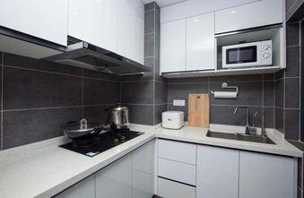 60平米北欧风格厨房设计图