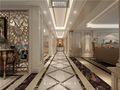 140平米四室三厅法式风格走廊装修案例