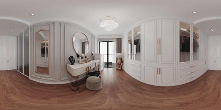 140平米四室两厅现代简约风格梳妆台效果图
