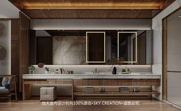 富裕型140平米别墅混搭风格卫生间设计图