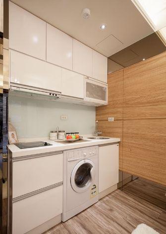 40平米小户型田园风格厨房装修案例