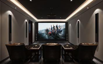 140平米复式中式风格影音室设计图