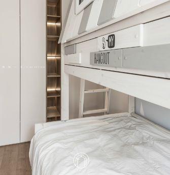 130平米三室两厅中式风格儿童房装修案例
