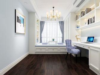 140平米四室两厅美式风格书房效果图