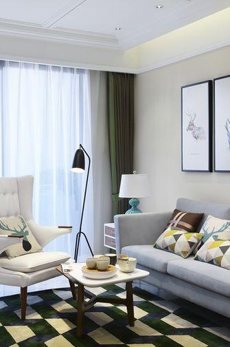 100平米三室两厅东南亚风格阳光房图片