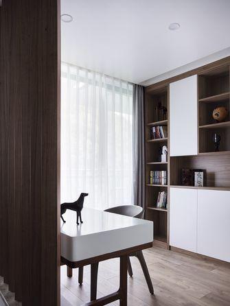 110平米三宜家风格书房图片
