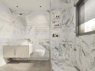 120平米三室两厅法式风格卫生间装修图片大全