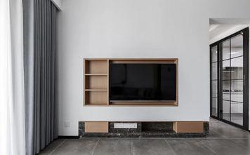 80平米三现代简约风格影音室图片大全
