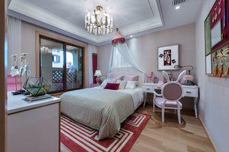 90平米三室两厅欧式风格卧室设计图