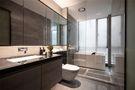 100平米三室五厅现代简约风格卫生间装修图片大全