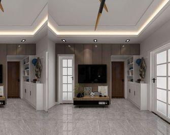 70平米三中式风格客厅图片