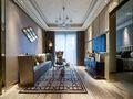 100平米三室一厅新古典风格客厅装修图片大全