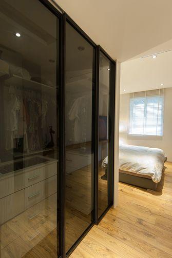 70平米一居室北欧风格卧室设计图