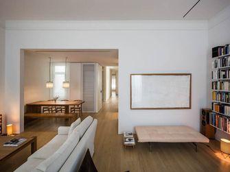 60平米复式日式风格客厅图片