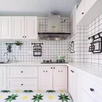 110平米三欧式风格厨房效果图