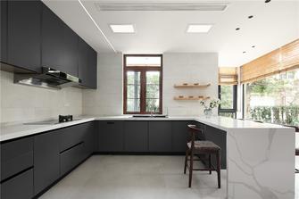 140平米别墅日式风格厨房装修效果图