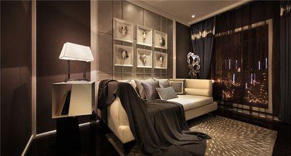 90平米三室两厅新古典风格客厅图片大全
