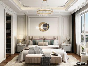 80平米欧式风格卧室效果图