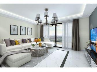110平米四室一厅宜家风格客厅图片大全