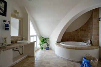 140平米复式地中海风格阁楼图片