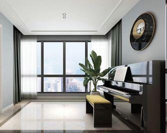90平米三室两厅美式风格阳光房设计图