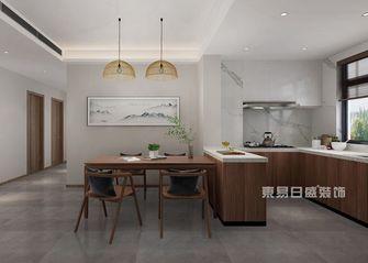 140平米三中式风格餐厅效果图