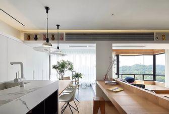 140平米四宜家风格餐厅图