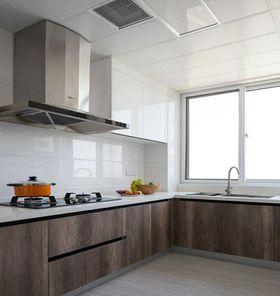 90平米現代簡約風格廚房欣賞圖