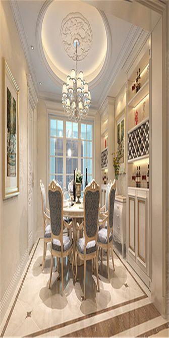 140平米四欧式风格餐厅图片大全