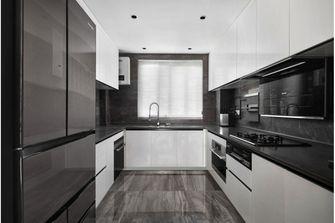 100平米现代简约风格厨房欣赏图