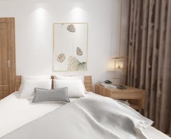130平米复式日式风格卧室装修图片大全
