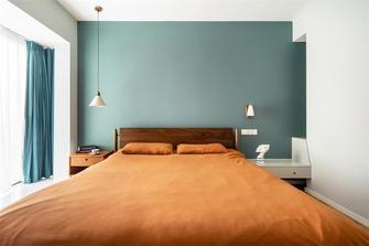 120平米三室两厅宜家风格卧室装修案例