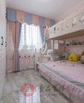 140平米四室一厅中式风格儿童房设计图
